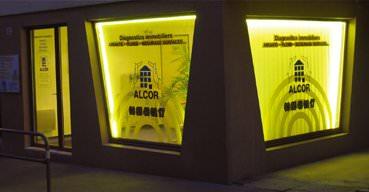Bureaux ALCOR Controle batiments environnement