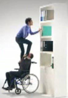 Accessibilité handicapés