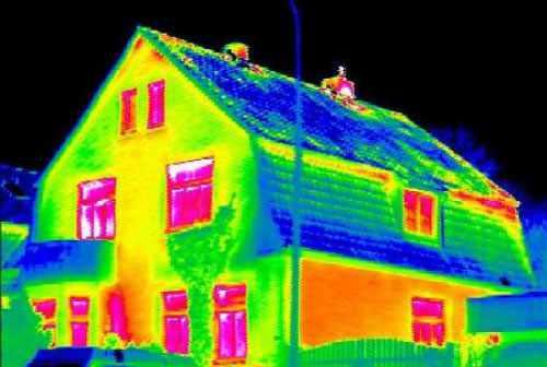Test caméra infrarouge