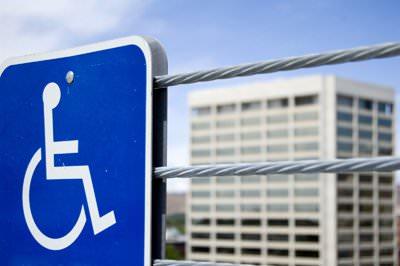 Accessibilité handicapés textes