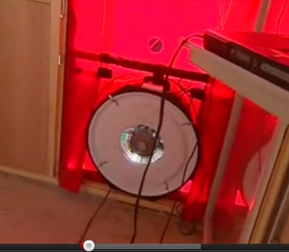 Cliquez pour voir la vidéo Test étanchéité à l'air