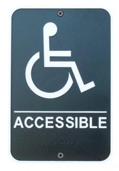 Diagnostic accessibilté handicapés