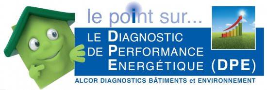 Diagnostic de Performance énergétique DPE