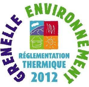 Grenelle environnement 2012 réglementation thermique