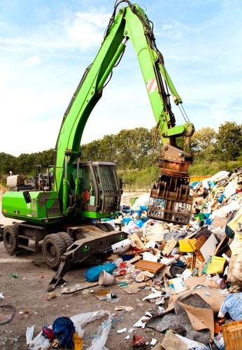 Pollution, déchets des chantier