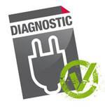 Diagnostic électricité, anomalies rescencées