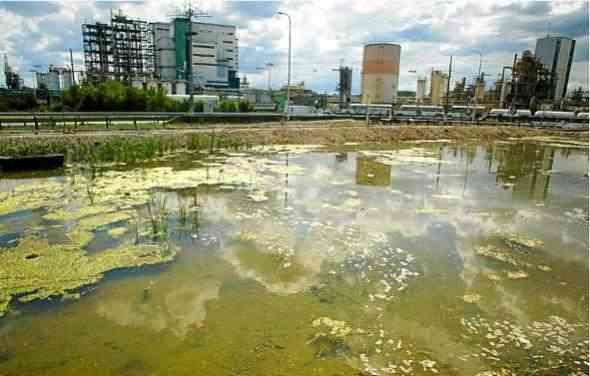 Pollution des eaux, nappes