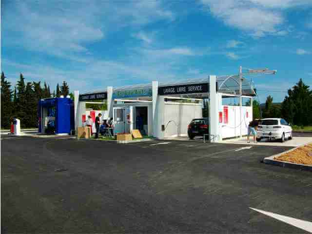 Diagnostic pollution des Sols Station de Lavage