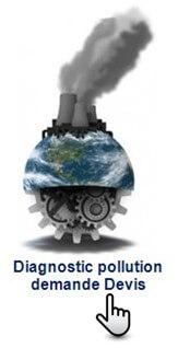 Diagnostic pollution ICPE
