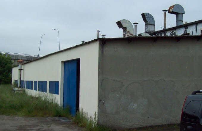 Etude pollution des sols industrie peinture