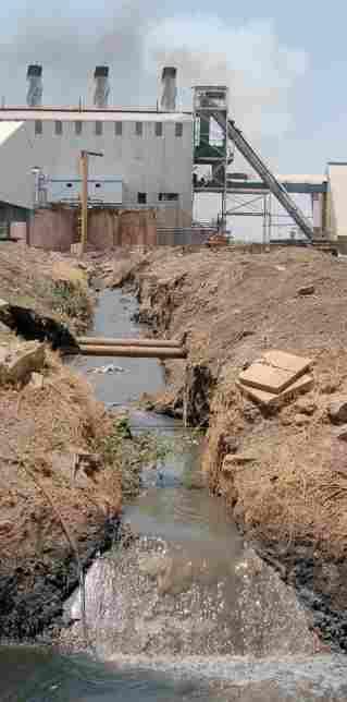 Audit pollution sols