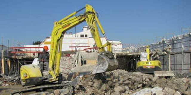 Diagnostic déchets démolition