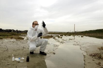 Diagnostic pollution sol et ESRIS